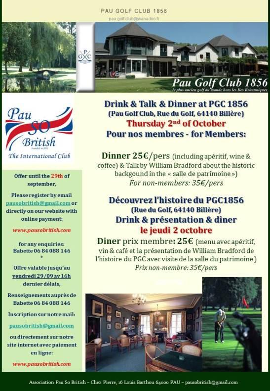 PGC 1856 dinner 2-10-14
